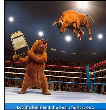 Forex toros y osos